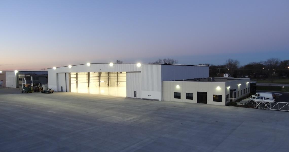 Atlantic Aviation Hangar