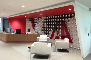 IAA Office Buildout