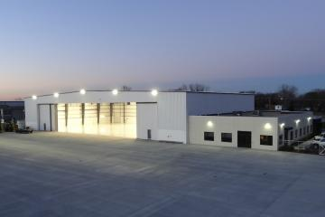 Atlantic Aviation Hangar